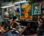 Chinas Van Gogh di Yu Haibo Yu Tianqi Kiki 01