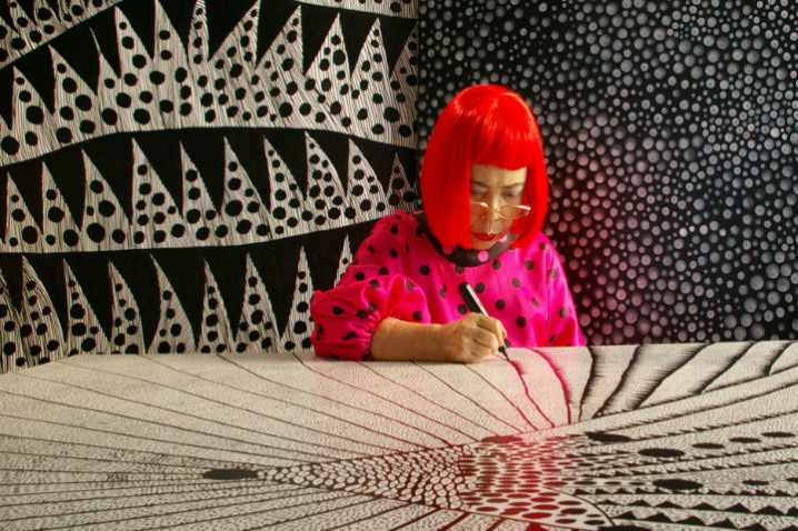 Kusama - Infinity by Heather Lenz+©+Tokyo+Lee+Productions+Inc_ LSDA 2018