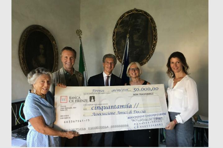 Giorgiana Corsini, Neri Torrigiani, Stefano Casciu, Monica Barni, Livia Frescobaldi