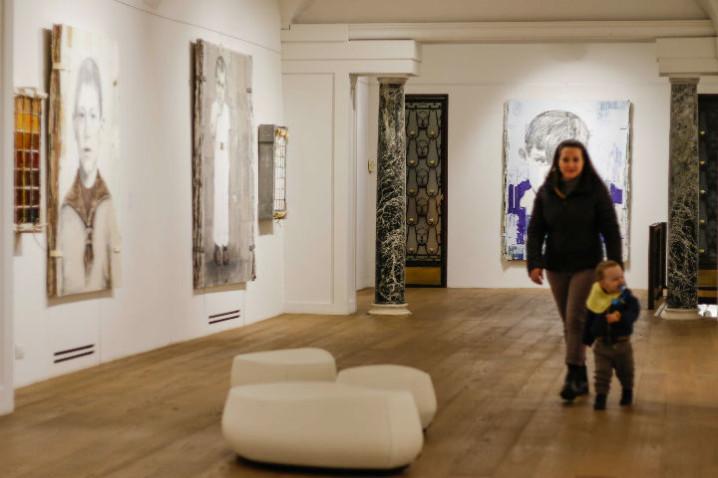 mostra Zeta Effe gallery