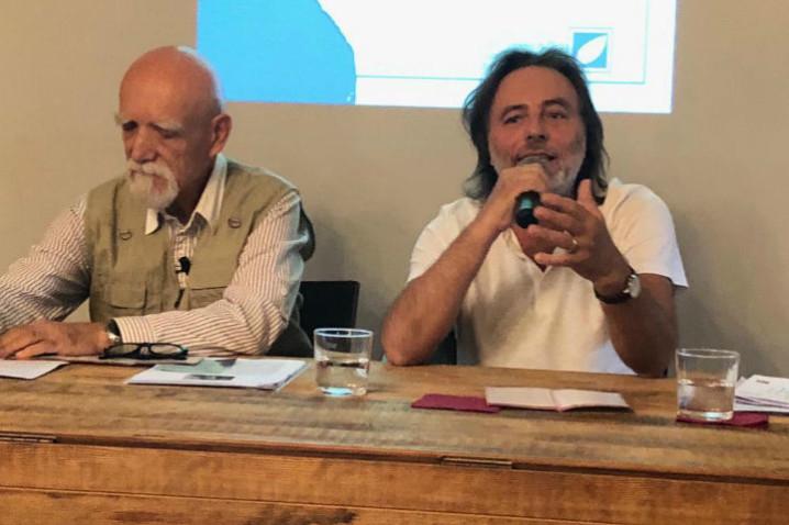 Massimo Mori e Franco Cracolici