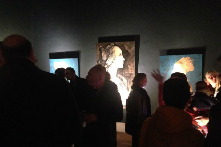 mostra Galleria Frascione