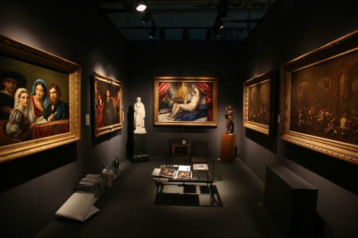 BIAF2017_Galerie Michel Descours_ph Marco Mori