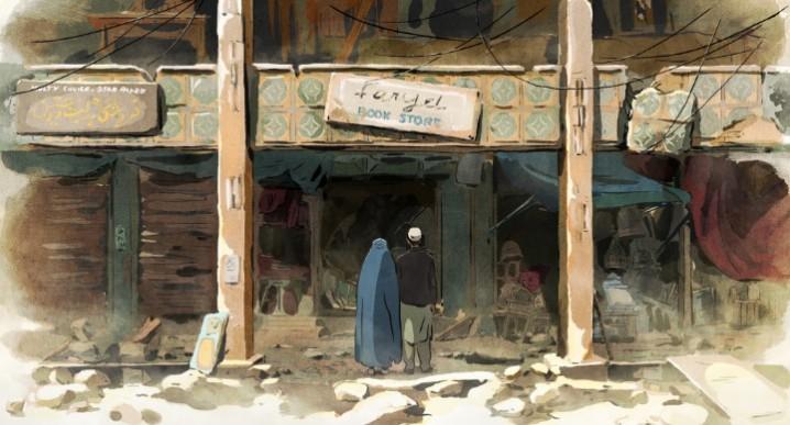 Les Hirondelles de Kaboul_2_ Zabou Breitman_2019