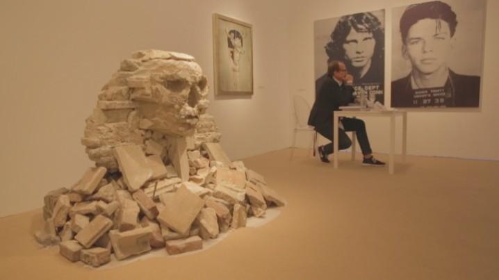 BDNY press still Sphinx gallery