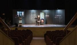 Schermo dell'arte_talk con Flatform e Silvia lucchesi