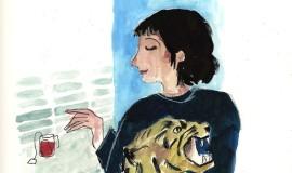 ZAHRA MARWAN mama-tiger