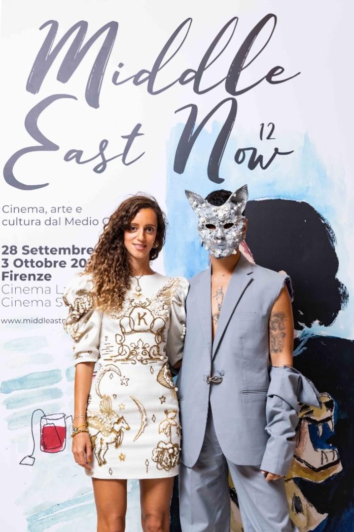 Anicee Gohar e Mohanad Kojak_film ZIP IT_ Foto Massimo Sestini